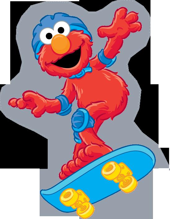Elmo 02 Png 549 707 Kartun
