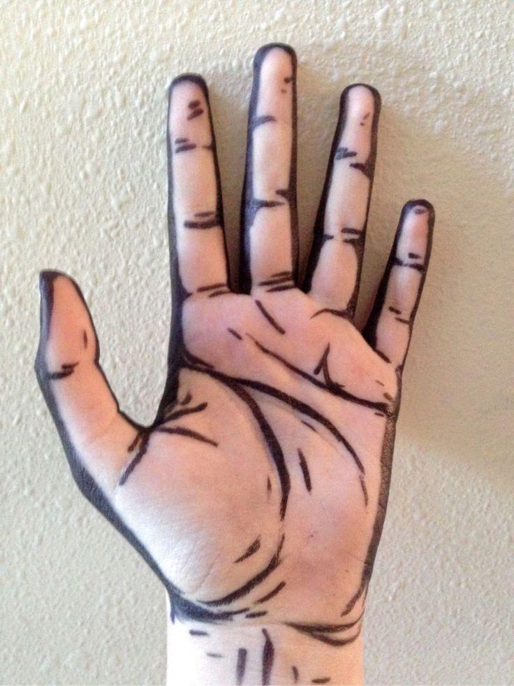 Photo of Tatuajes que te puedes hacer con ayuda de un Sharpie –  hand