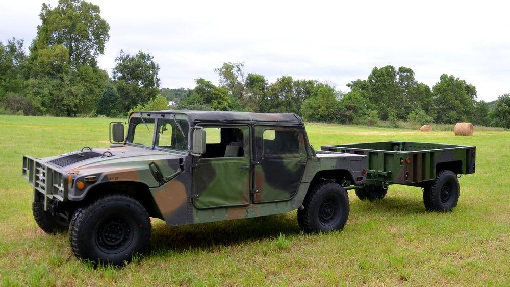 Hummer H1 Hummer Hummer H1 Military Vehicles