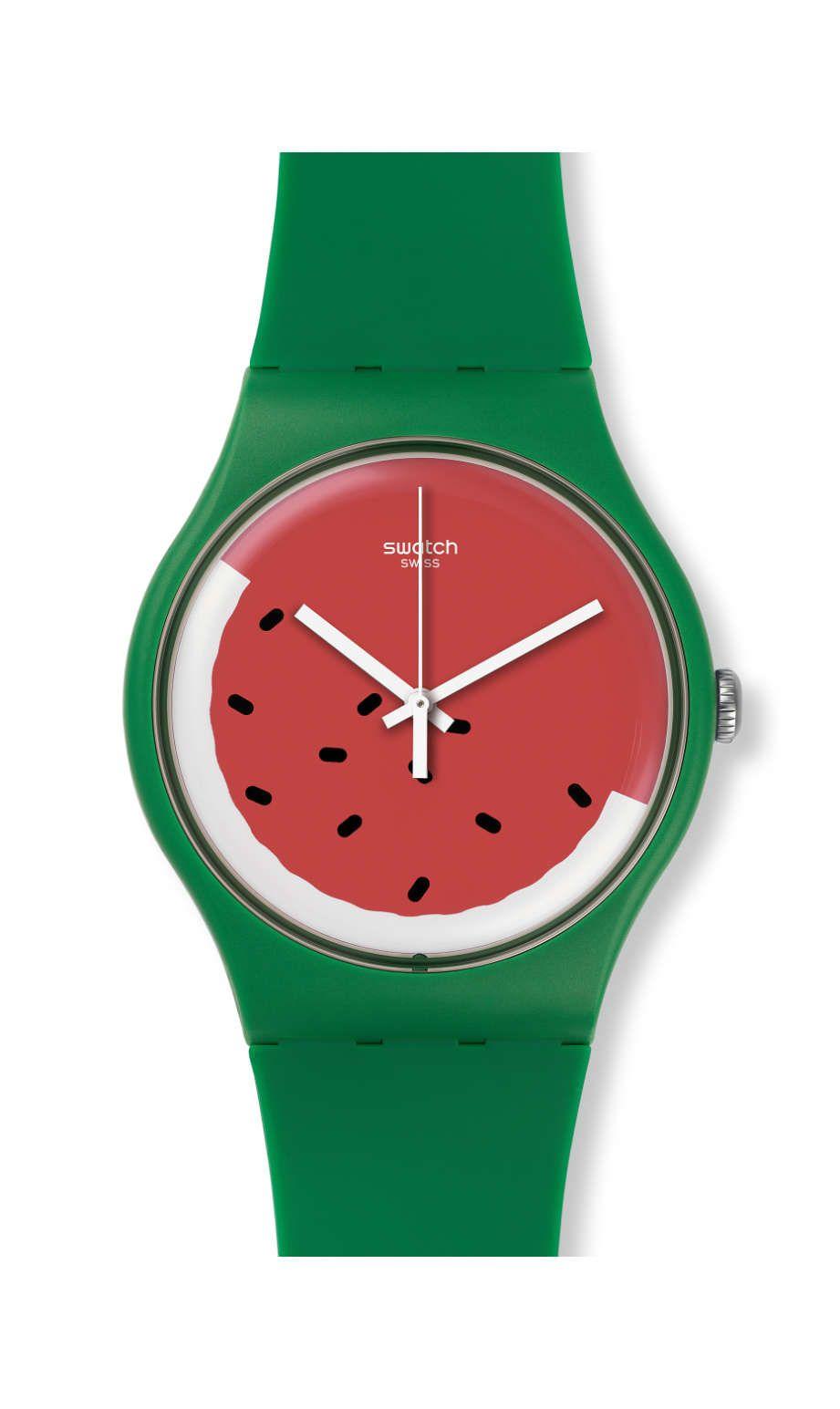 Swatch 2019 VerdulerasRelojes En Watch Pasteque Las Para sQhdrt