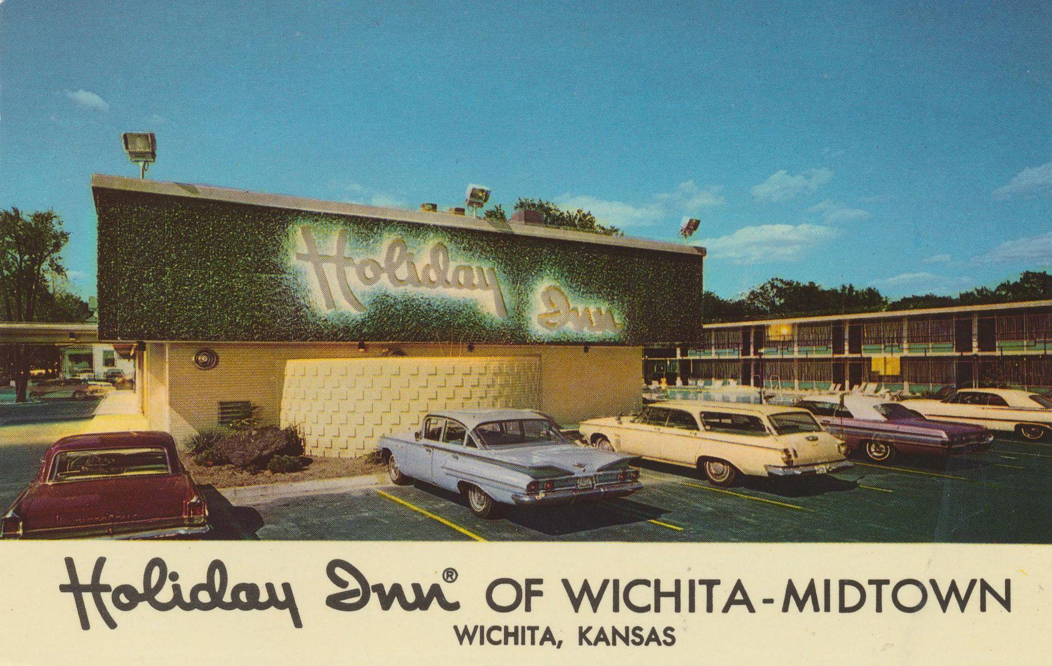 Holiday Inn Midtown Wichita Kansas Holiday Inn Vintage
