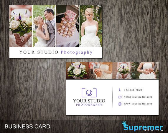 Photography business card template business card for photographers photography business card template business card for photographers photoshop templates psd bc020 accmission Gallery