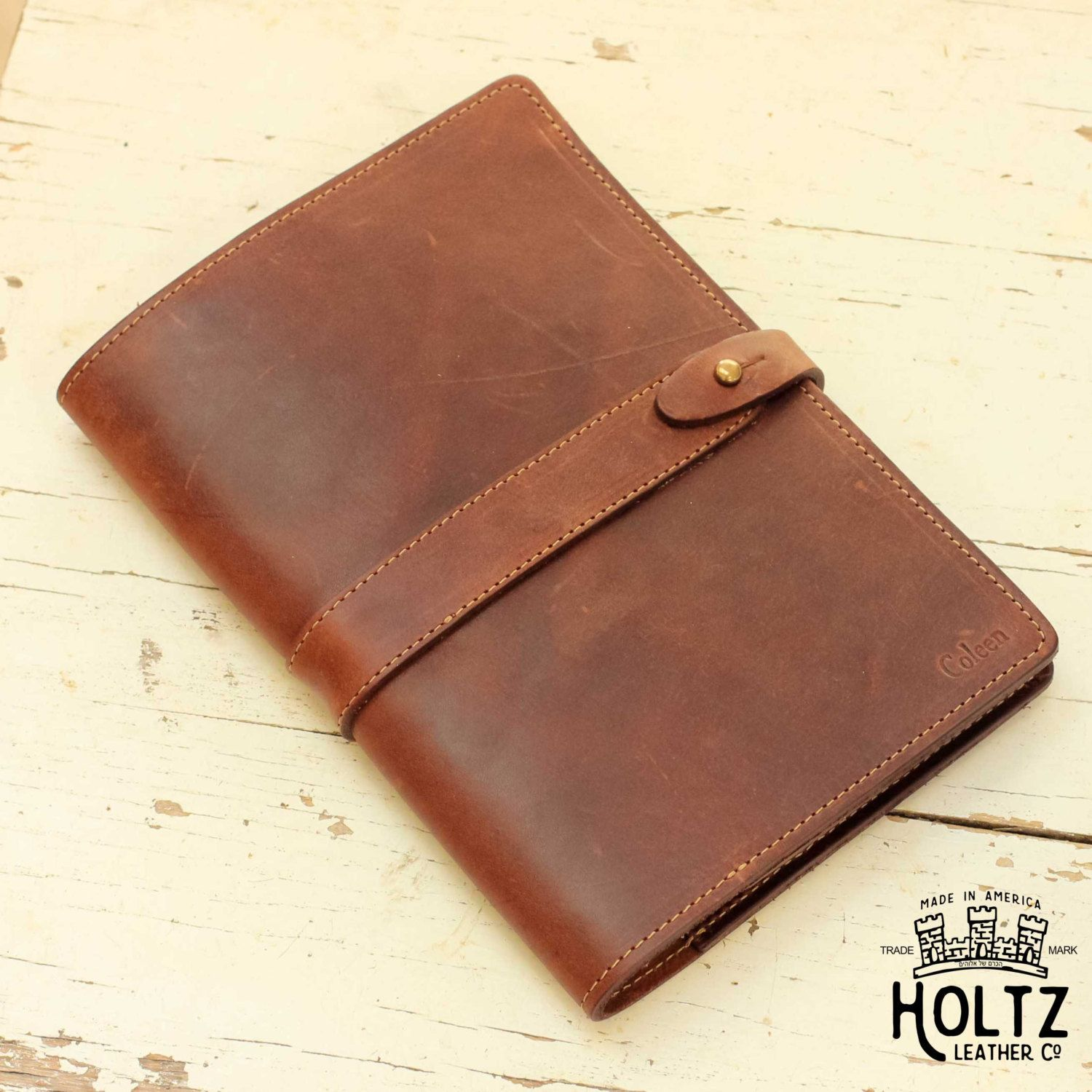 Moleskine A5 Personalized Fine Leather Journal Notebook Cover A5 Moleskine