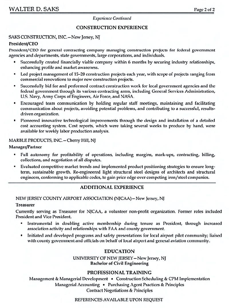 48+ General objective for resume business Resume Examples