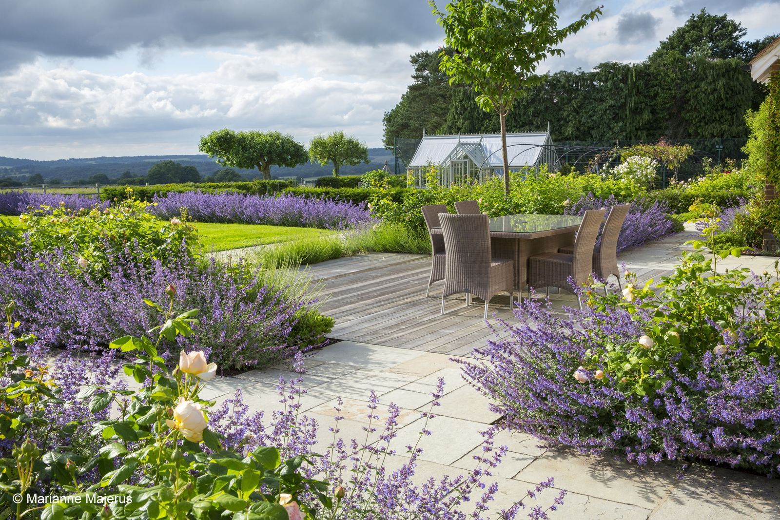 The best garden designs and landscapes have been celebrated at the