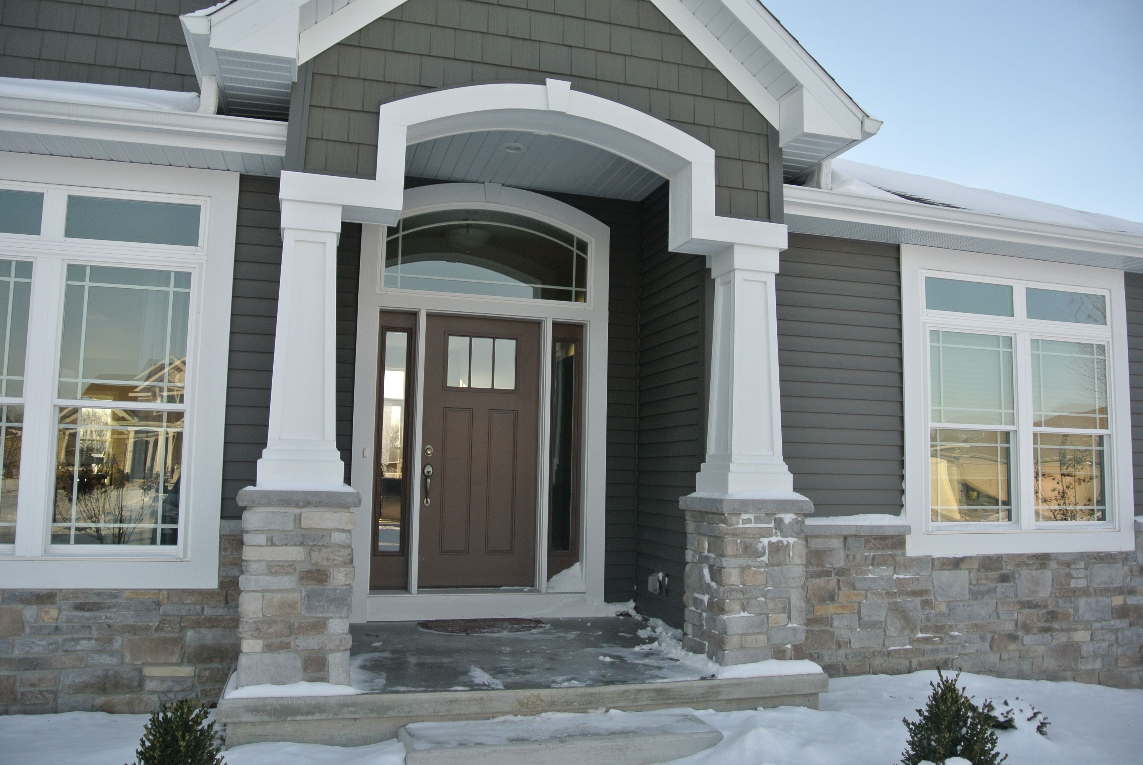 J N Stone Inc Stone Exterior Houses Exterior Paint Colors For House House Paint Exterior