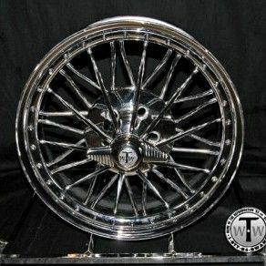 20 Inch 83s Super Poke With Buttons Via Texanwirewheels Wire Wheel Wheel Dayton Rims
