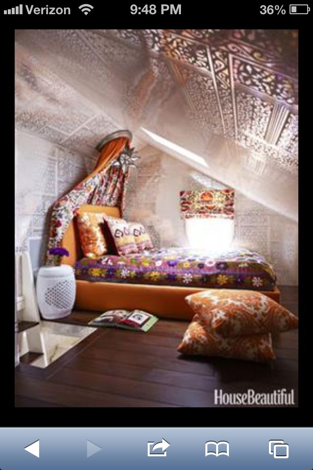 my dream room  böhmisches schlafzimmerdesign bohemian
