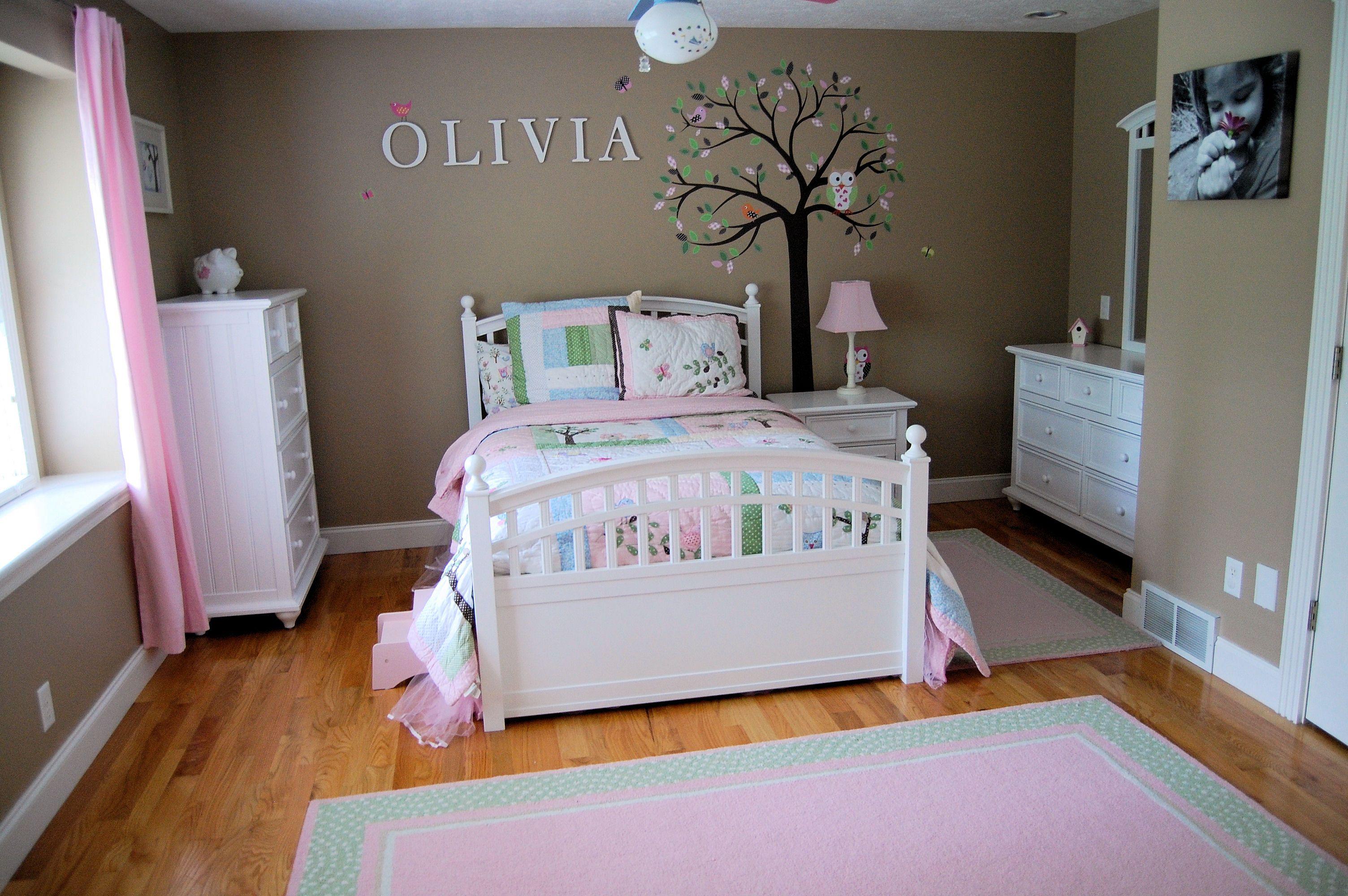 Cute little girl 39 s room grandbaby stuff pinterest - Cute bedroom ...