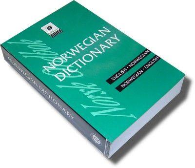 dictionary english norwegian