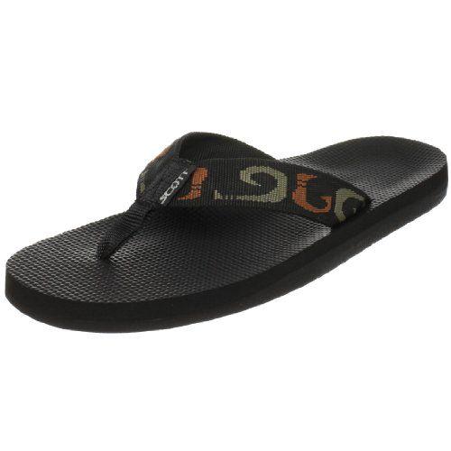 Seaside Biological Women's Men's Lightweight Flip Flops Beach Slippers Shower Sandal