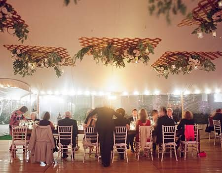 A Late September Wedding at Nantucket's Westmoor Club