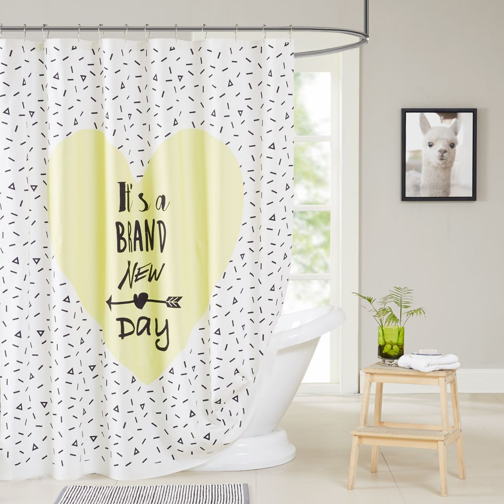 Outside window treatment ideas  bedford shower curtain