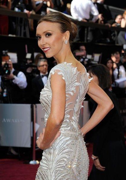 Giuliana Rancic Photos Photos 84th Annual Academy Awards Arrivals Oscar Fashion Dreamy Dress Oscar Dresses