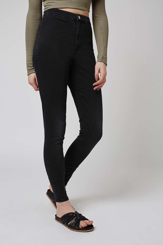 TALL Washed Black Joni Jeans