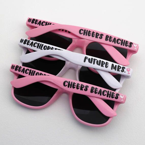 Personalized Sunglasses, Party Sunglasses, Bridesmaid