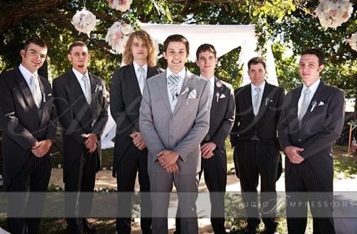 Groom Groomsmen Tuxedos Wedding Calvin Klein Colors Mens Wearhouse