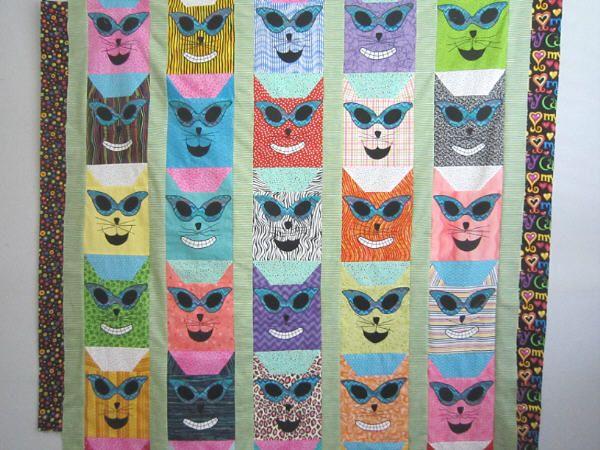 Cool Cat quilt