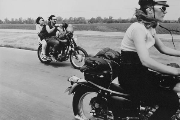 ICONIC AMERICAN IMAGES BY DANNY LYON | THE BIKERIDERS AND BEYOND