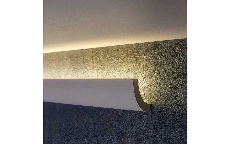 Licht Deckenleiste Licht Stuckleiste Mit Bildern Licht Lichtdesign Stuckleisten