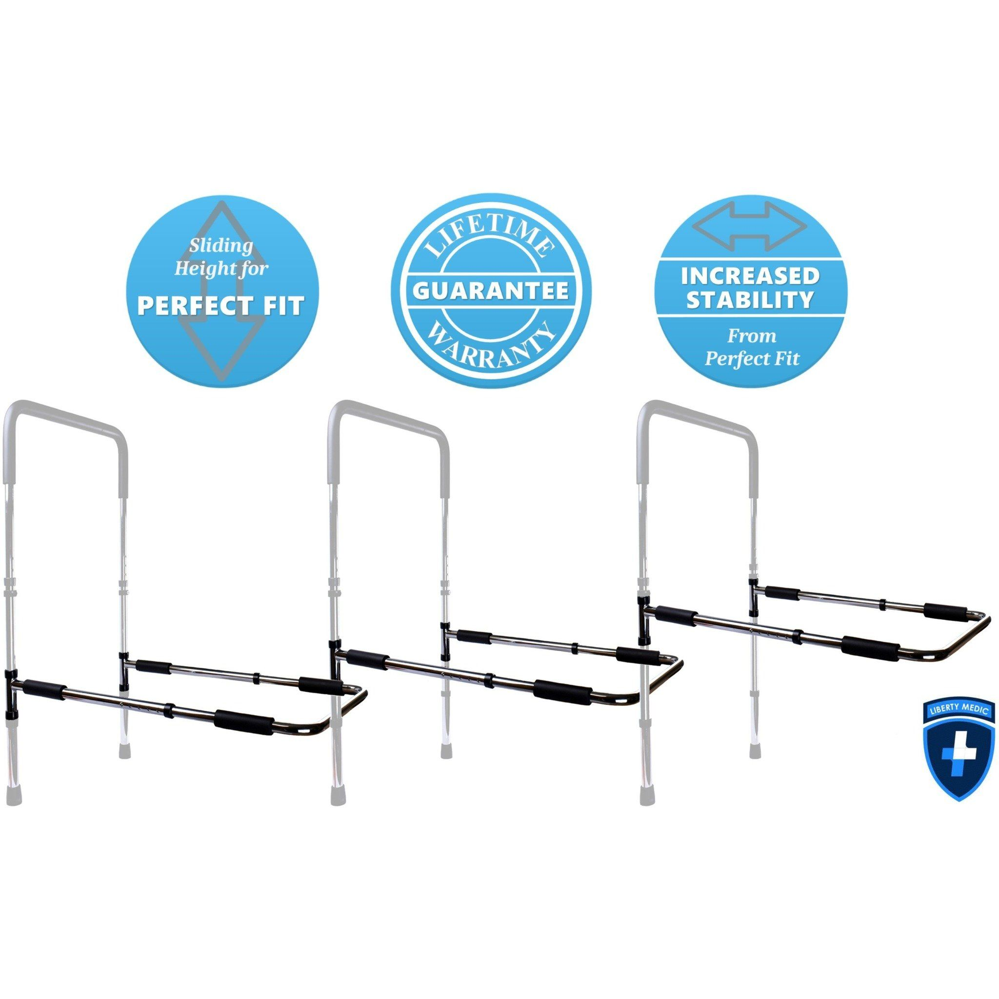 Liberty Bed Assist Rail - The Perfect Fit & Lifetime ...