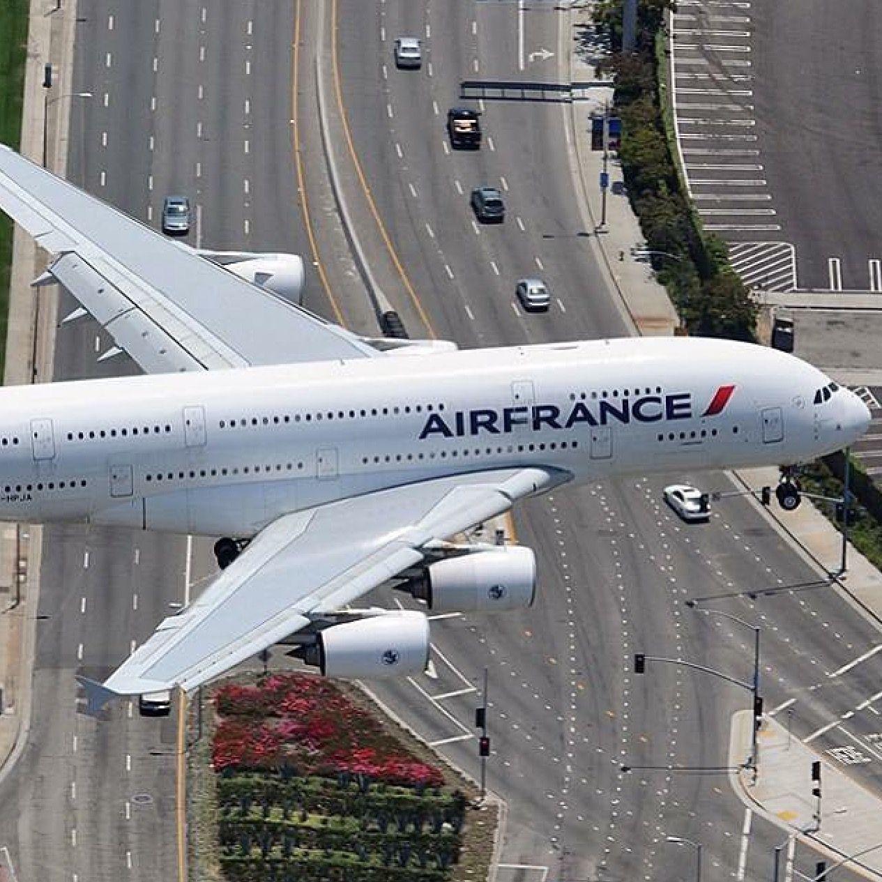 Air France A380 Avion de ligne, Planes, Bus