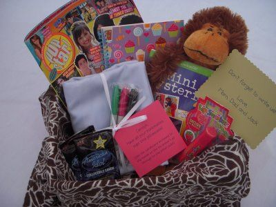 Jac o' lyn Murphy: Camp Care Package