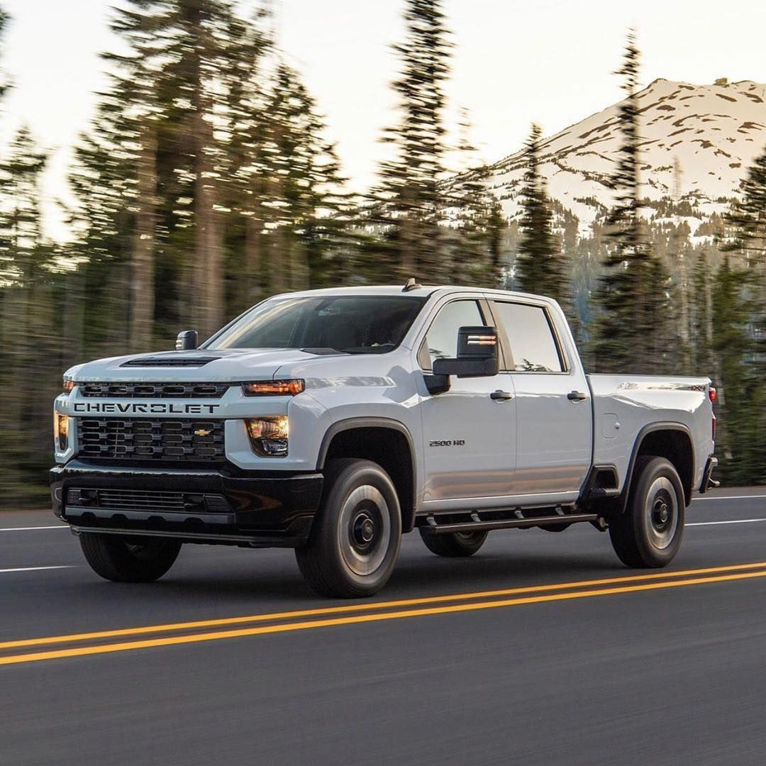 Go Check Out The Full Review Of The 2020 Chevrolet Silverado Hd Automobilemag Follow U Silverado Hd Chevrolet Silverado Chevrolet