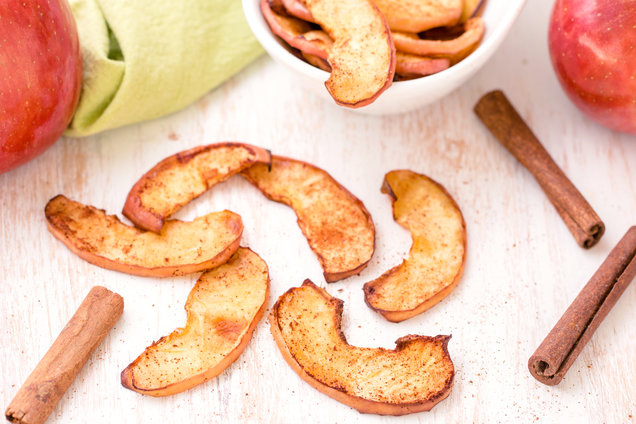 AirFryer Apple Slices Recipe Snacks, Recipes, Hungry