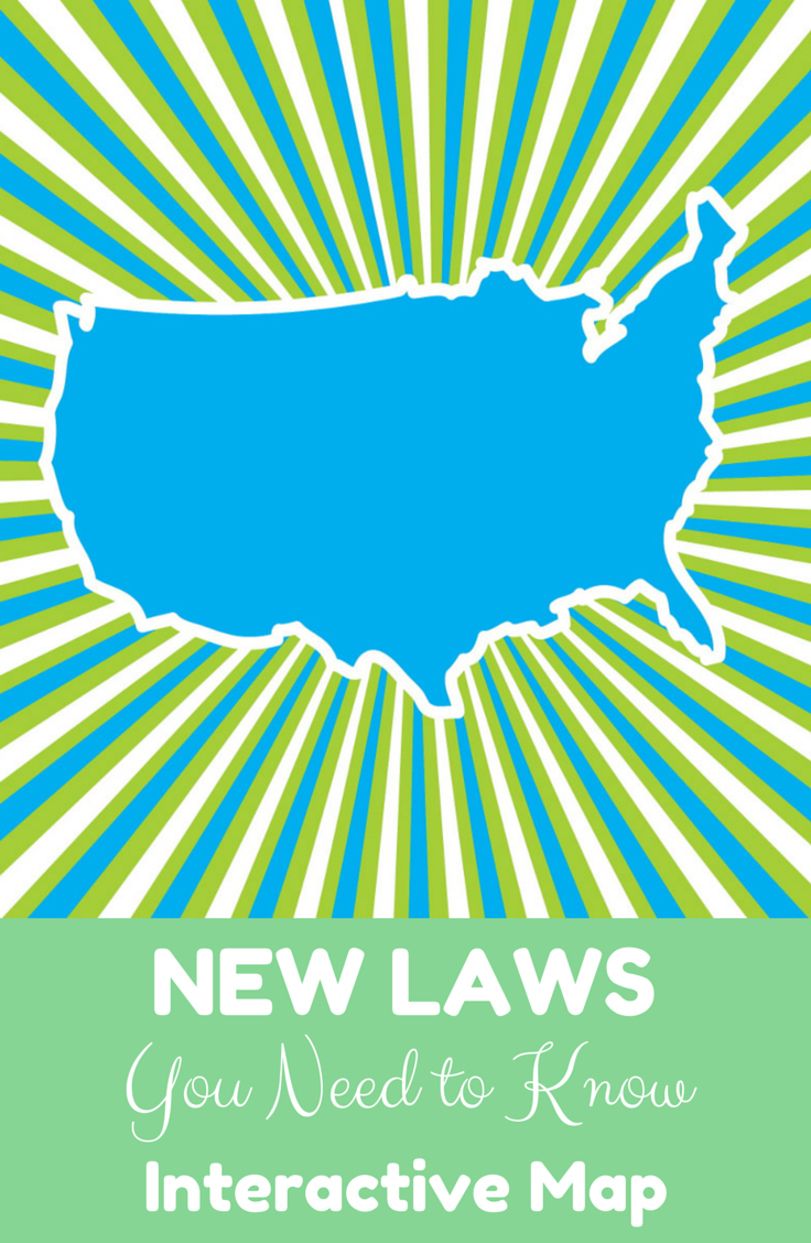 What new laws will affect YOU this year? Check out this
