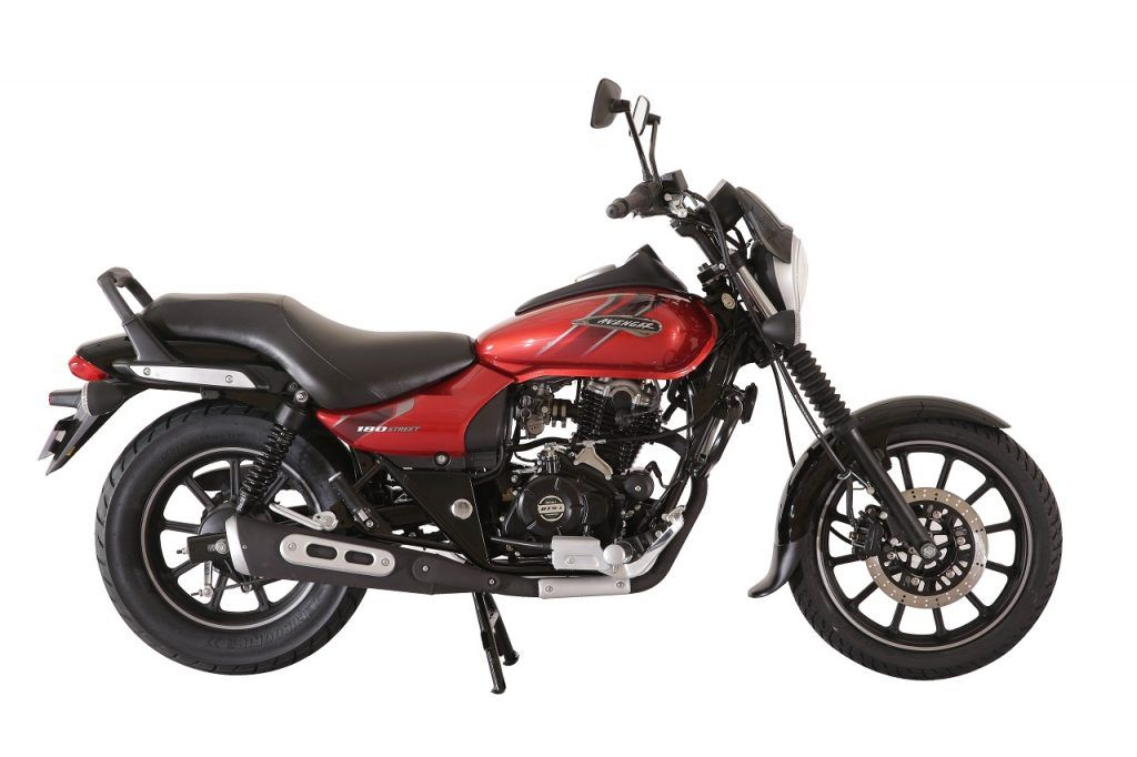 2018 Bajaj Avenger Street 180 Launched In India At Inr 83 475