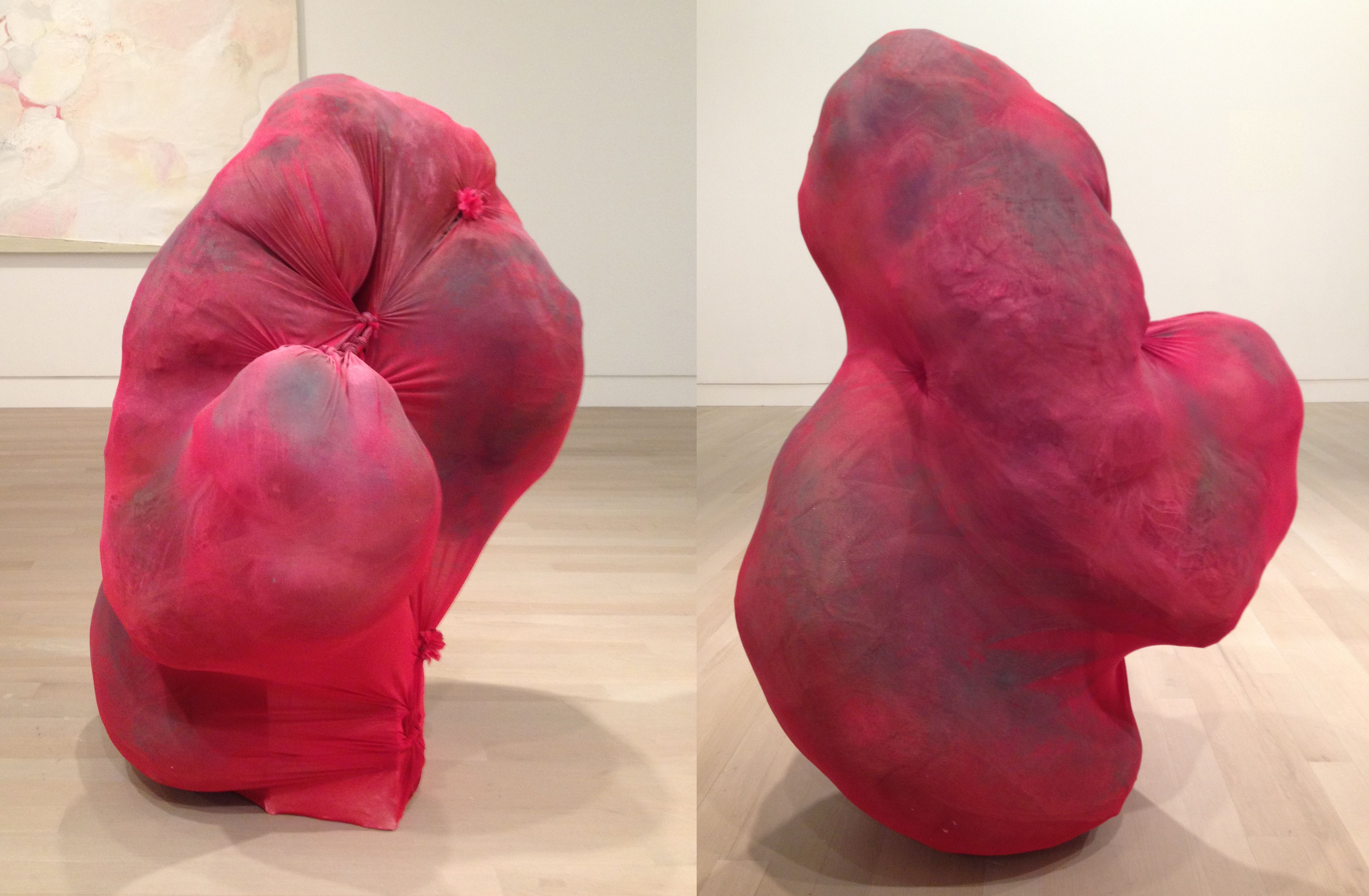 Sculpture at Reva and David Logan Center for the Arts, Chicago
