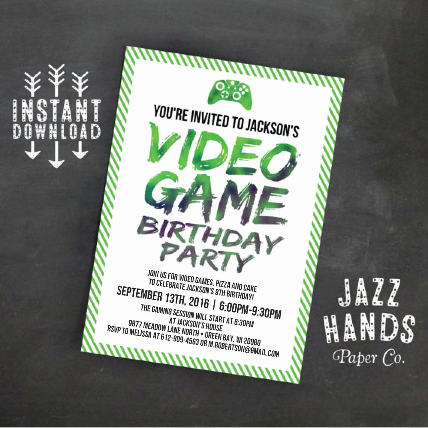 This Item Is Unavailable Video Games Birthday Party Boys Birthday Invitations Printable Game Truck Birthday Party
