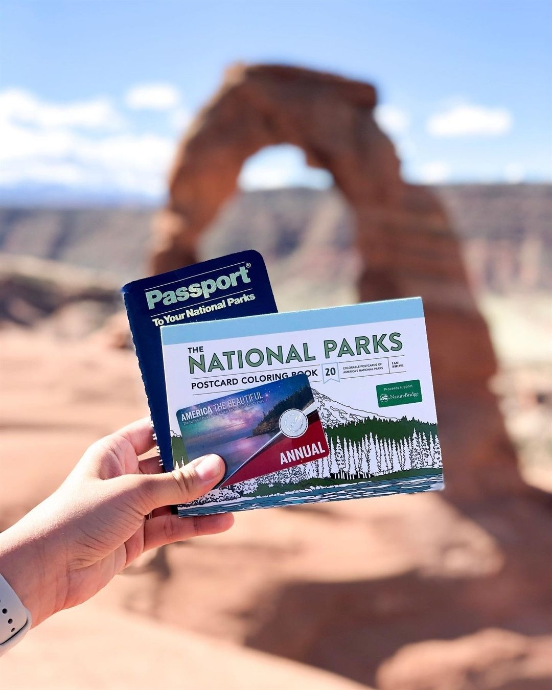 It S Giveaway Time We Are Giving Away Two National Parks Annual Pass Two National Park Passports And Two National Park Passport National Parks Giveaway Time