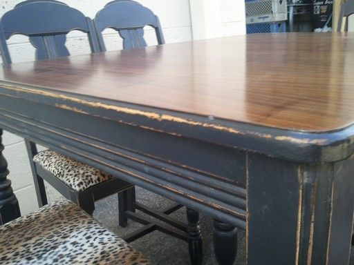 Let me PAINT and Distress/ Shabby Your Furniture ...