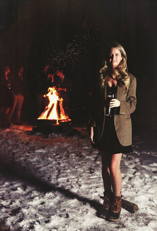 f8381e04195 The Luxury of Boys and Bonfires Part II   Styles I Love   Bonfire ...