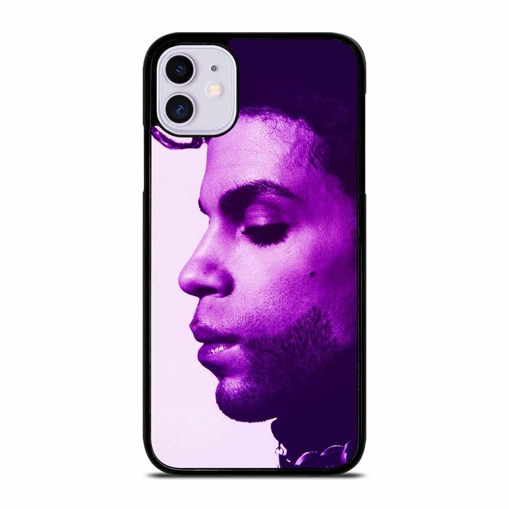 Prince Face Purple Rain Iphone 11 Case