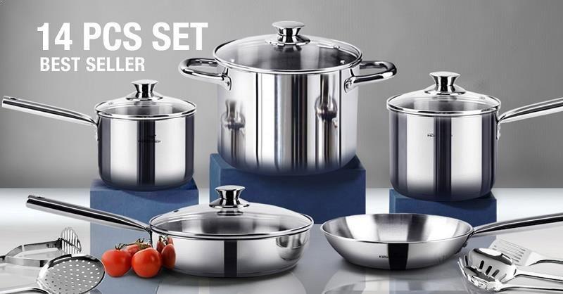 Best stock pot reviews 2018 stock pot cookware set