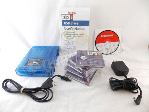 iomega zip 100 usb drive external z100usb manual 2 0 cdrom 5 disks rh pinterest com iomega zip drive manual eject Iomega Zip Drive Installation