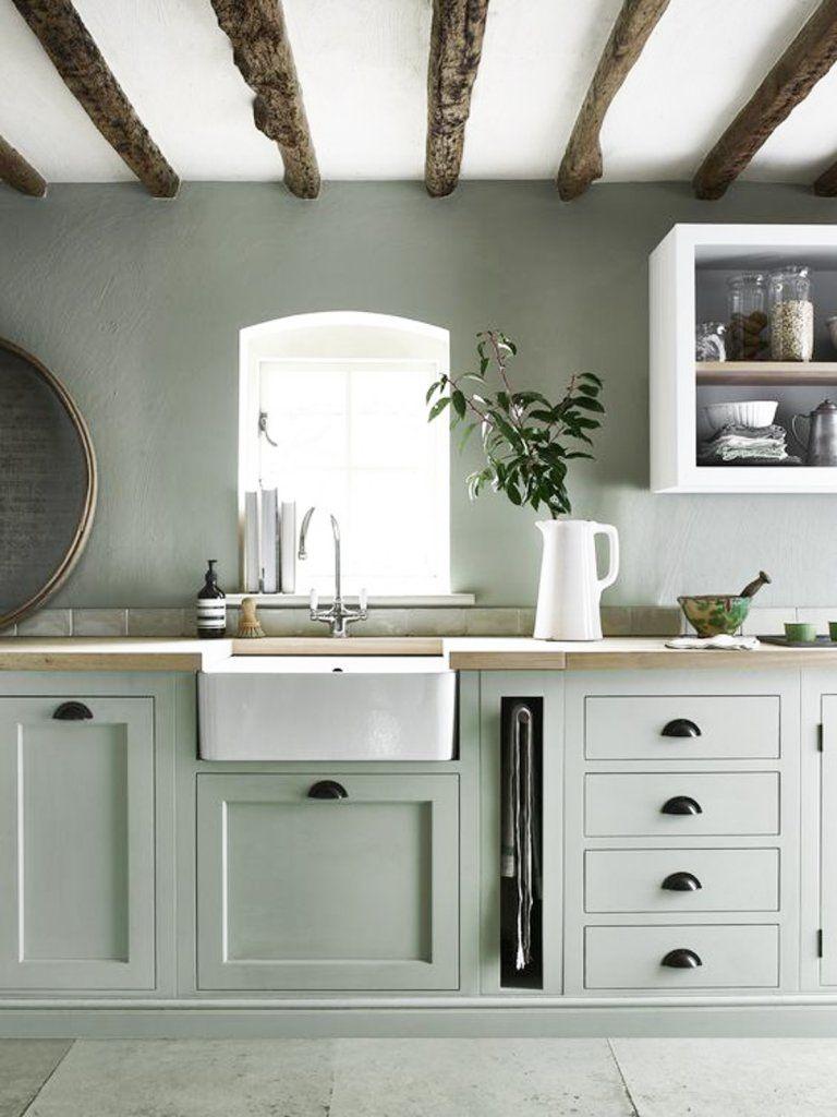 Designing a Kitchen (without a Kitchen Designer)