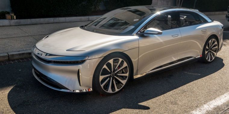 Tesla Might Have Real Competition Soon Meet The Lucid Air Small Sedans Tesla Lucid