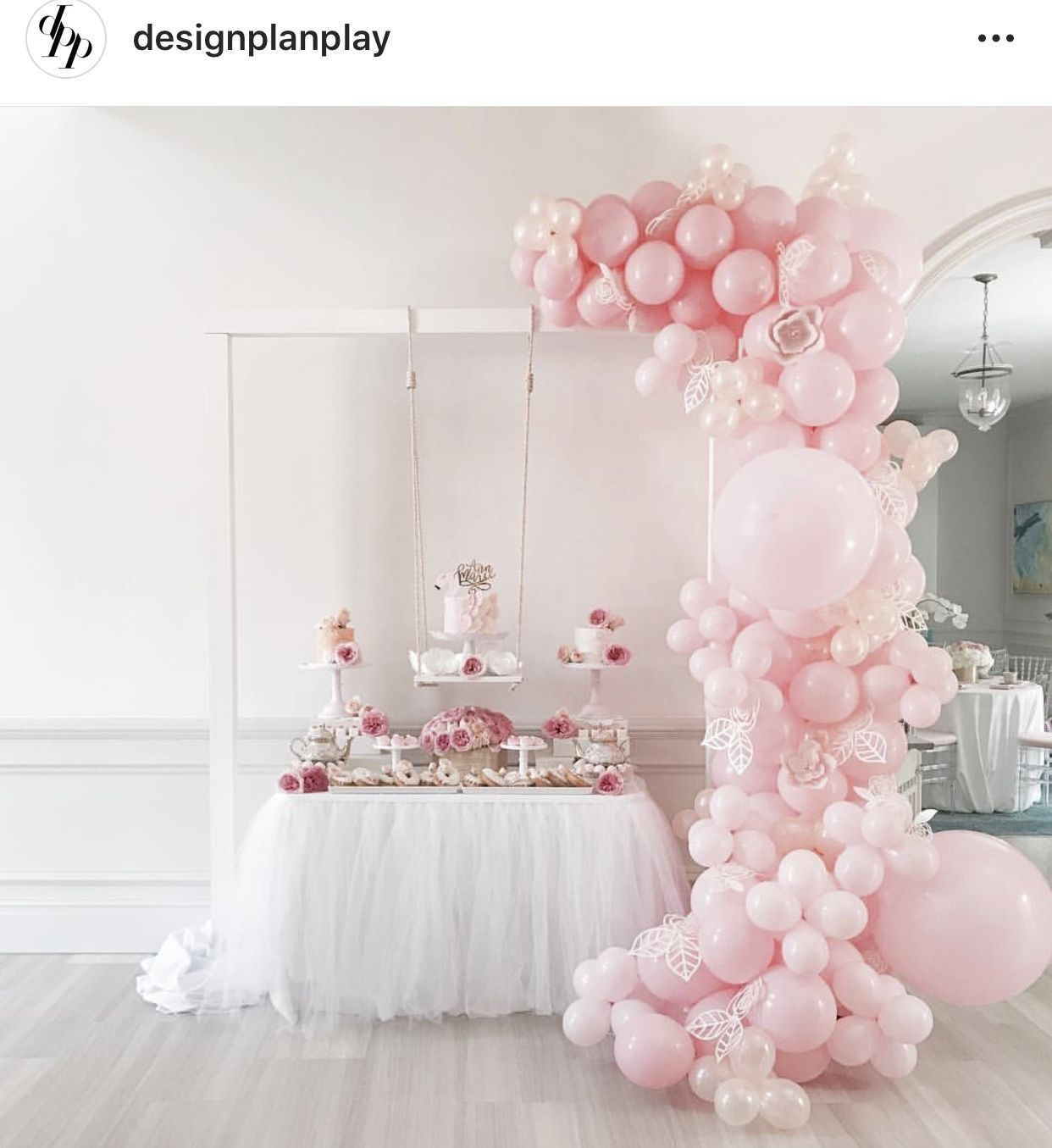 Pin by enidia rivera on Balloon Decor Creative baby