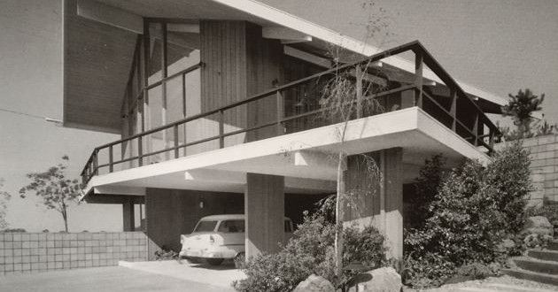 Eichler Houses, Between Art and Marketing | House, Books and ...