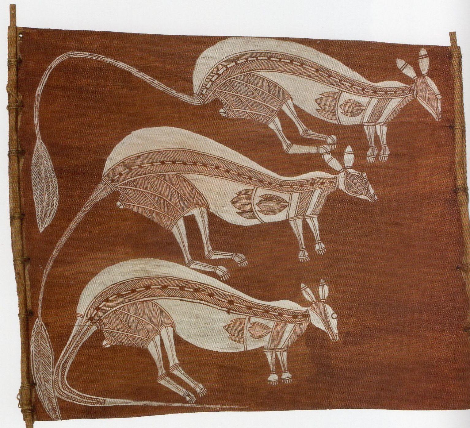 Aboriginal X Ray Art