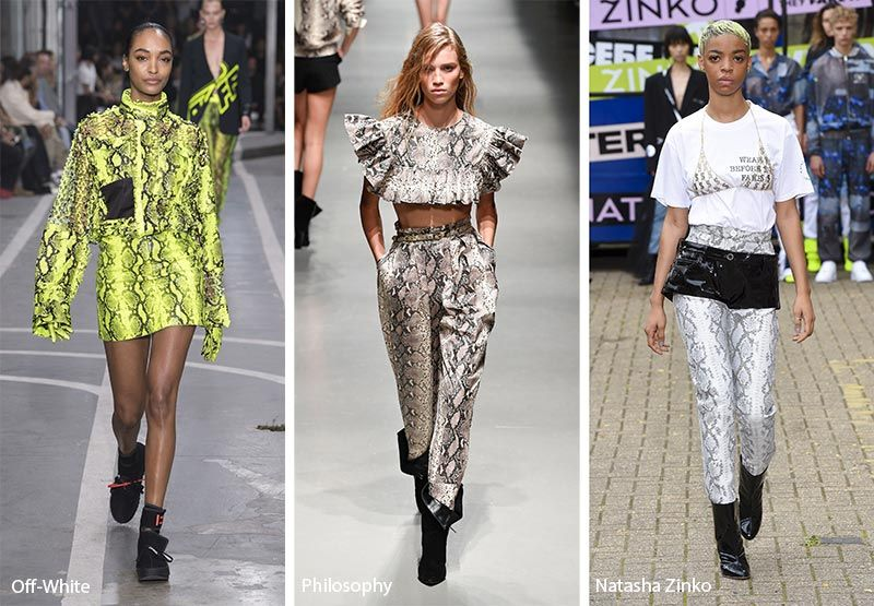 Spring/ Summer 2019 Print Trends | SS19 | Spring fashion trends
