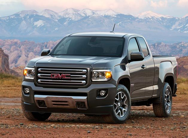 2015 Gmc Canyon Is A Chevy Colorado In Sierra Clothing W Video