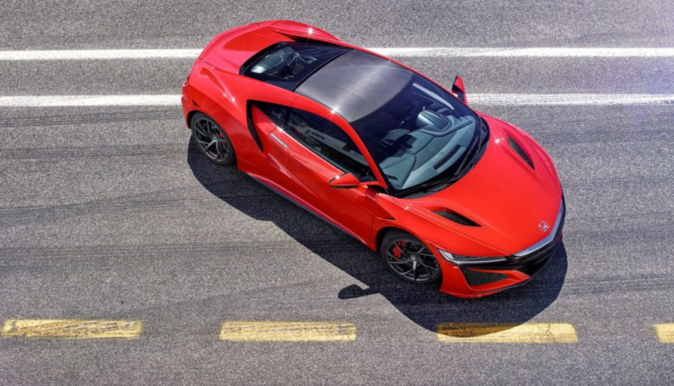 2018 Honda Nsx Price Nsx Honda Super Cars