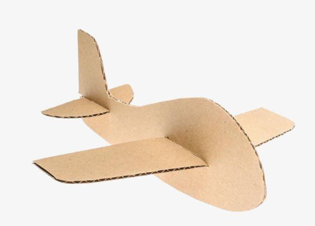 Brinquedo Avião De Papel