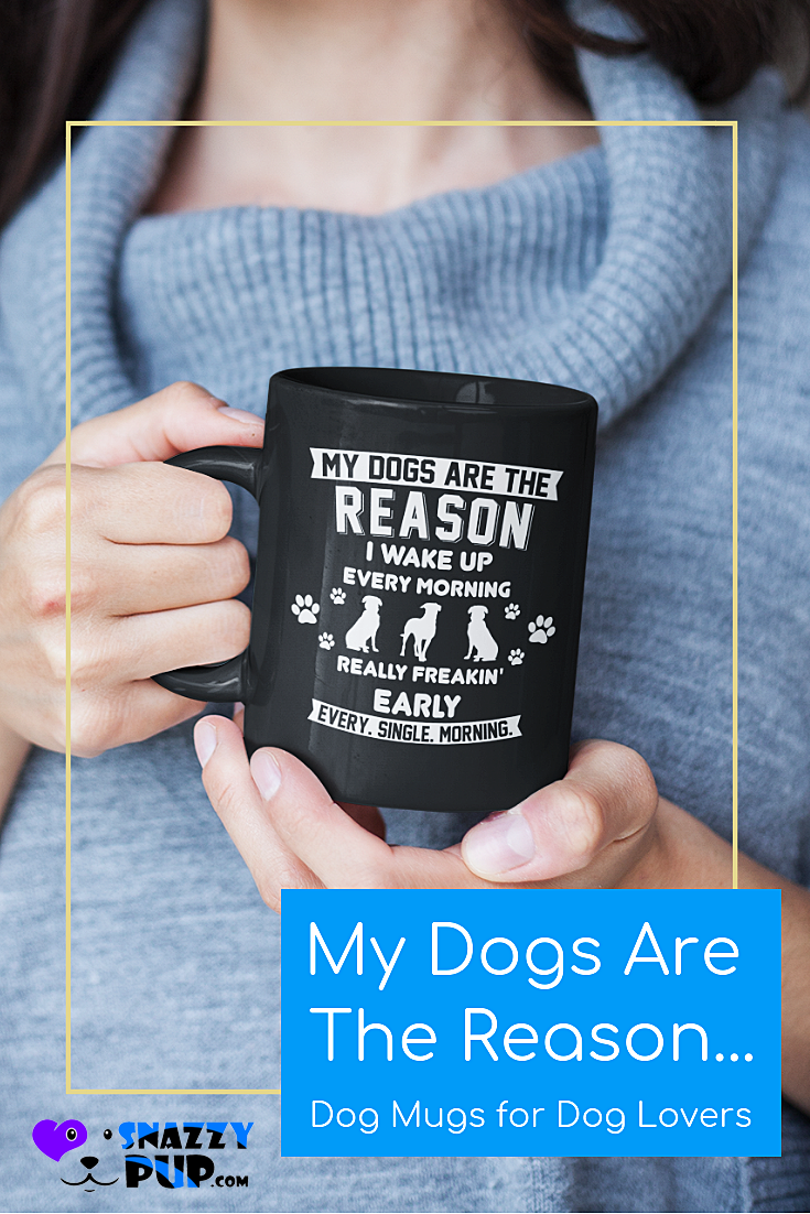 We Love These Cute Dog Lover Coffee Mugs With Sayings What A Unique Way To