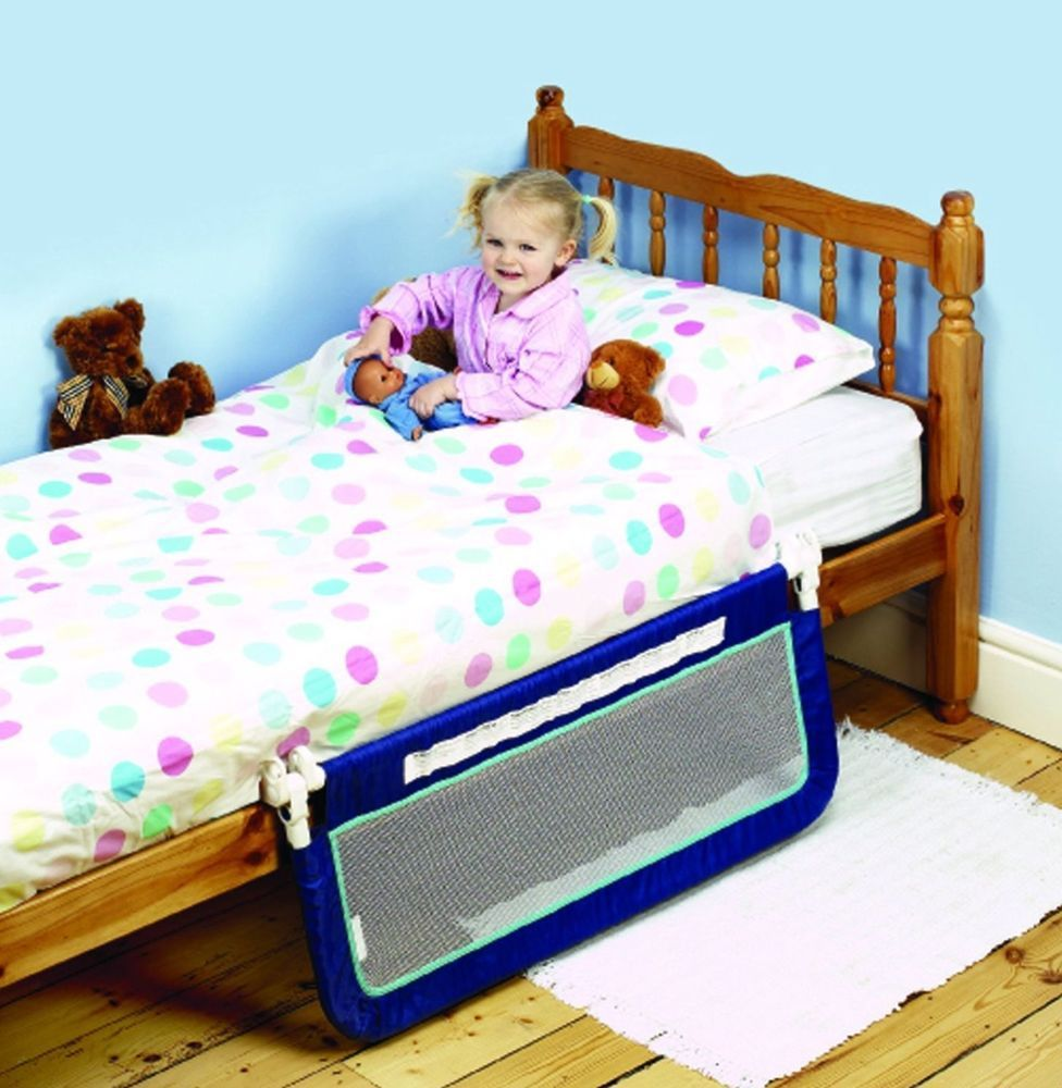 Safety 1st Compact Guard Bed Rail Childrens Fold Portable